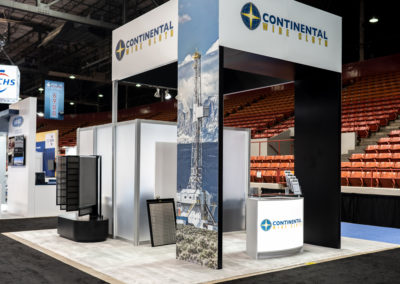 Continental Wire Cloth trade show