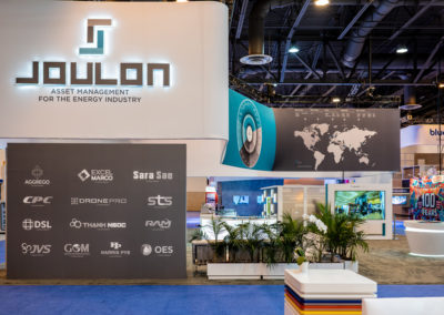 Joulon trade show rentals and purchases