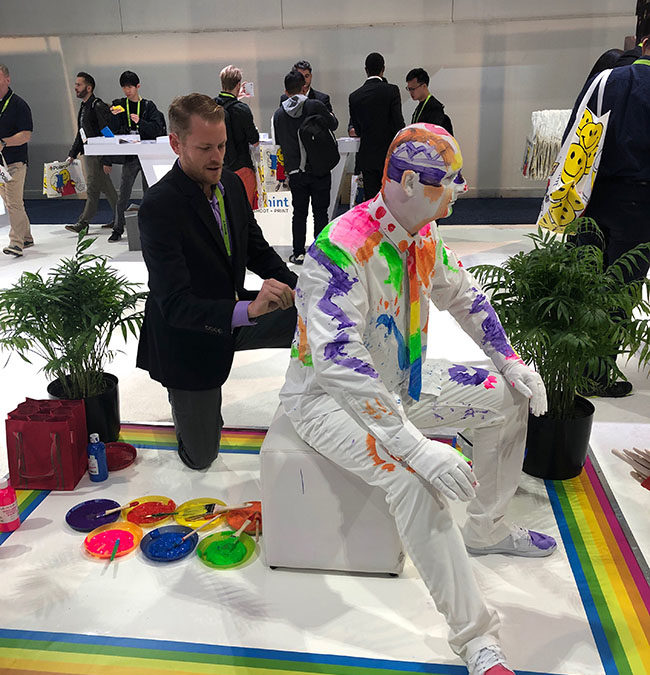 Generate More Interest in Your Trade Show Exhibit