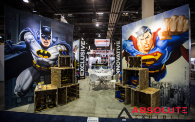 Creative Ways to Enhance Your CES Trade Show Booth
