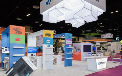 Stand Out from the Crowd with these Trade Show Display Design Ideas