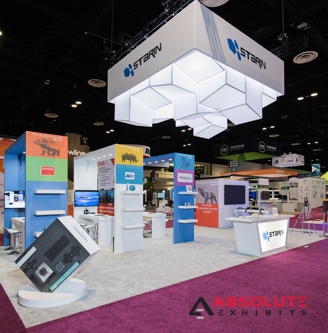 Embrace Innovation in Your Trade Show Display