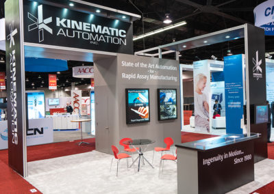 Kinematic Automation Healthcare Trade Show