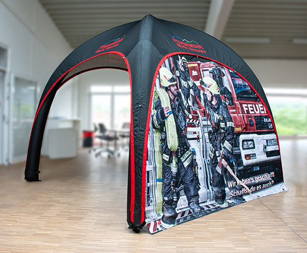 X-gloo rescue tent
