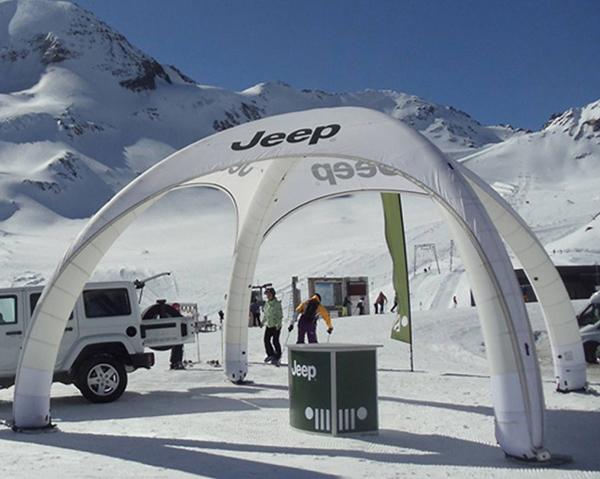 Xgloo winter tent