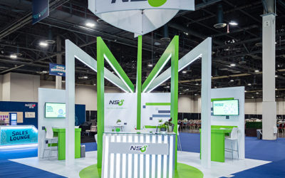 Trade Show Booth Design Ideas – the Rule of Thirds