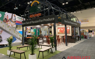 How Flooring Can Add to Your Trade Show Exhibit Design
