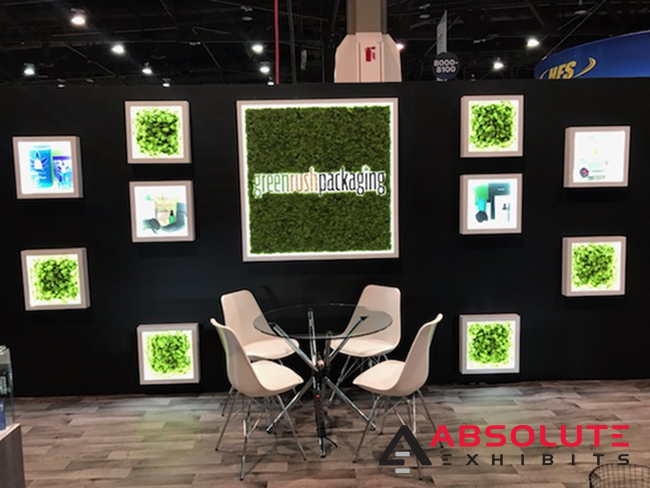 trade show exhibit design ideas