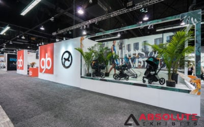 Increase Product Real Estate in Your Trade Show Booth