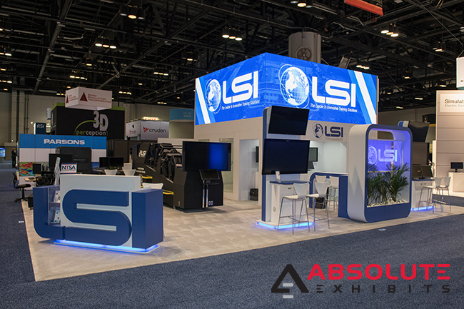 trade show booth rental planning