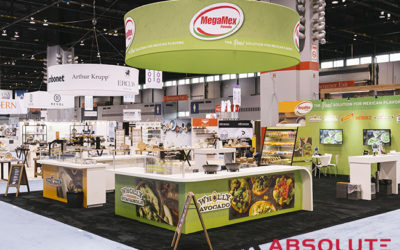 Create a Better Experience in Your Trade Show Display