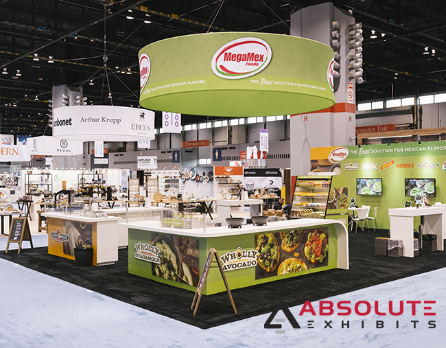 food trade show display