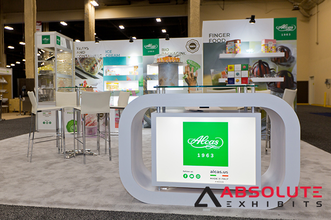 trade show display complementary events