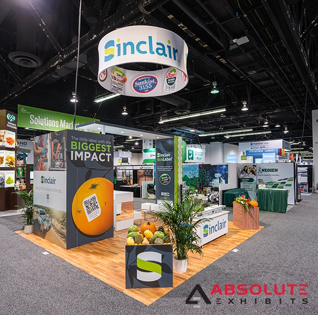 7 Ideas to Enhance Your 20×20 Trade Show Booth